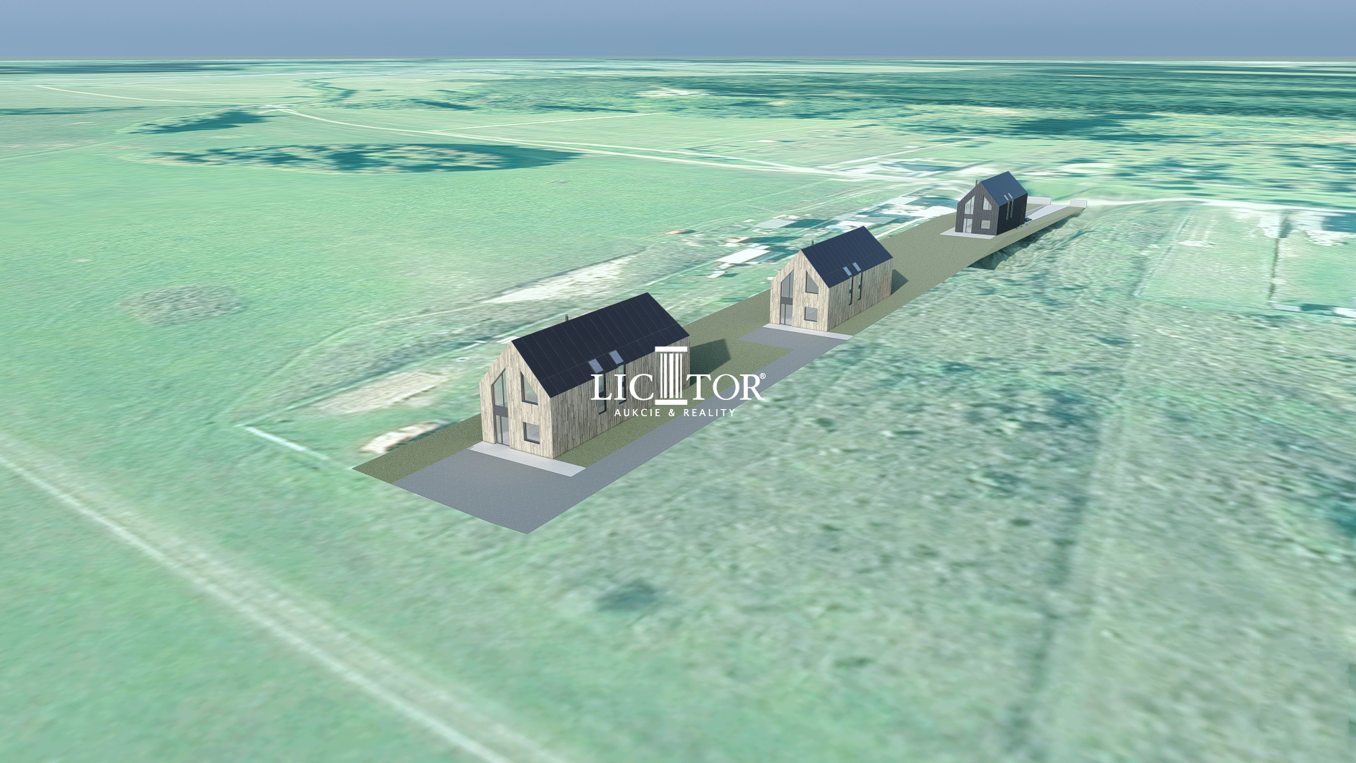 EXKLUZÍVNA PONUKA PRE DEVELOPERA – stavebný pozemok s výmerou 2634m²